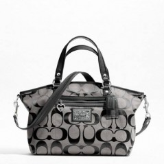 Coach Signature Satchel