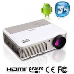 EUG 3D Projector - PROJECTOR with 3D plus 3000 Lumens