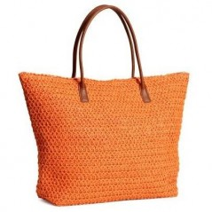 Orange Fashion Bag