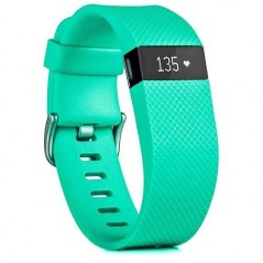 Fitbit Charge HR Activity, Heart Rate + Sleep Wristband - Teal