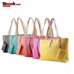 Free Chirstmas Shopper Bag for Ladies