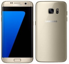 Samsung Galaxy S7 Edge Gold Edition