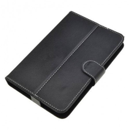 Black Universal 7 Inch PU Leather Smart Case Cover Skin Stand for Tablet PC