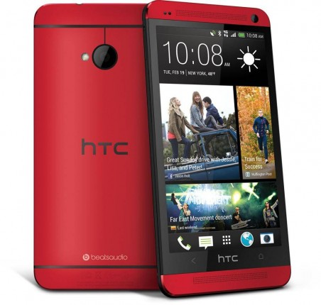 HTC One (Red Edition)