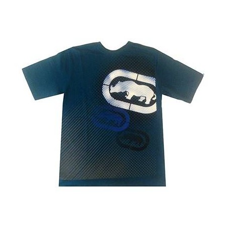 Blue Men's ECKO UNLTD. Short Sleeve Classic T-Shirt