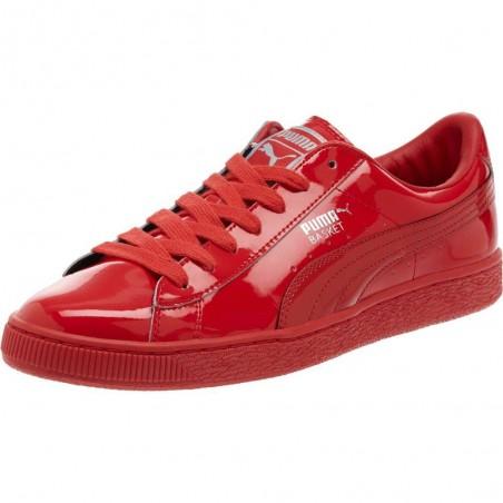 8339b806c52 PUMA Basket Matte   Shine Men s Sneakers