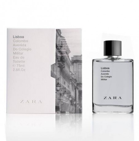 ZARA LISBOA MEN