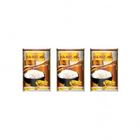 Mahatma 2kg Rice-3 Packs