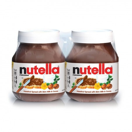 Nutella Three Pack